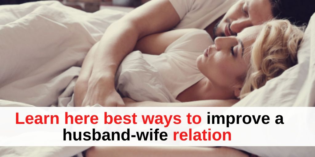 What is the best ways to improve a husband-wife relation – Pandit K.K. Sharma